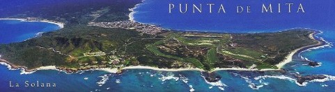 Punta Mita Aerial Views - Click Here